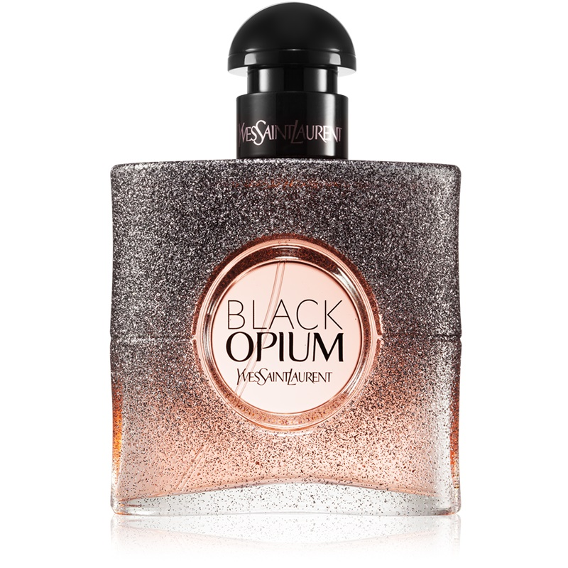 yves saint laurent black opium floral shock eau de parfum. Black Bedroom Furniture Sets. Home Design Ideas