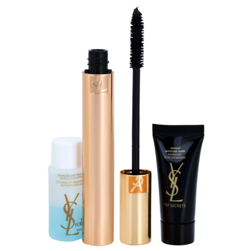 yves saint laurent mascara volume effet faux cils coffret cosm tique vii. Black Bedroom Furniture Sets. Home Design Ideas