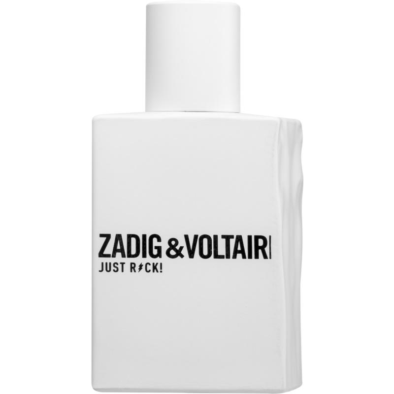 zadig voltaire just rock eau de parfum for women 100 ml. Black Bedroom Furniture Sets. Home Design Ideas