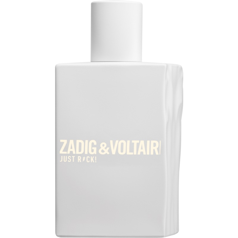 zadig voltaire just rock eau de parfum pour femme 100 ml. Black Bedroom Furniture Sets. Home Design Ideas