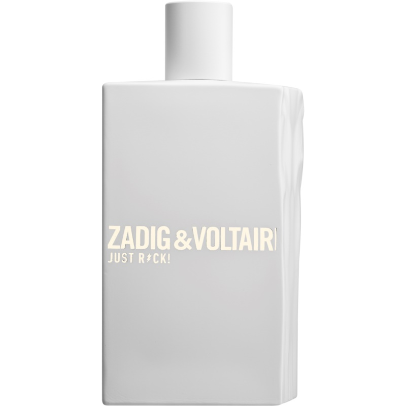 zadig voltaire just rock eau de parfum for women 100 ml. Black Bedroom Furniture Sets. Home Design Ideas