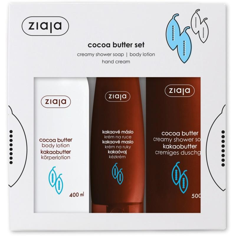ziaja cocoa butter body lotion
