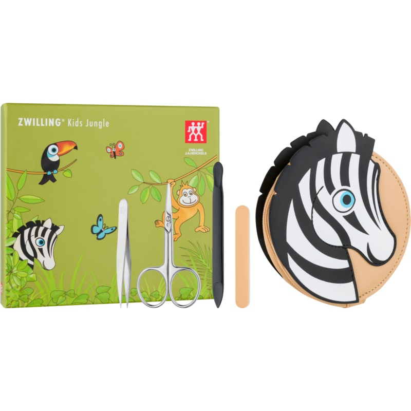 zwilling kids jungle manik re set f r kinder. Black Bedroom Furniture Sets. Home Design Ideas