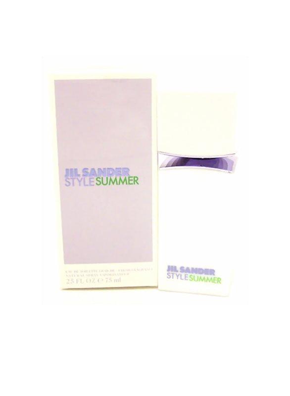 Jil Sander Style Summer, Eau de Toilette für Damen 75 ml | notino.de