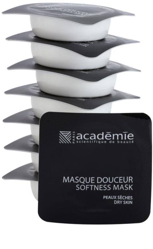 Academie Dry Skin Nahrende Und Beruhigende Gesichtsmaske Notino De