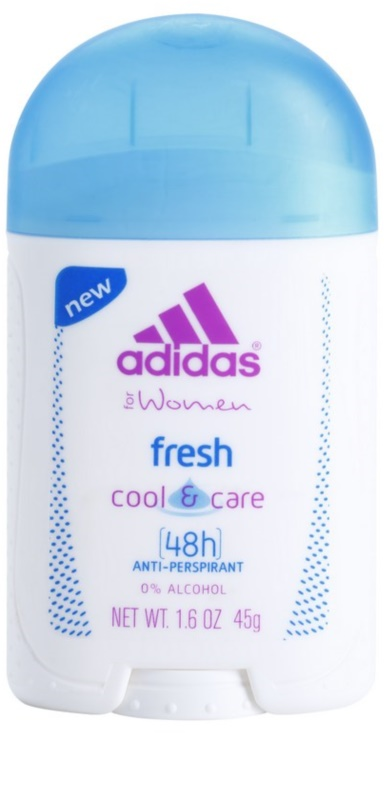 latest discount lace up in limited guantity Adidas Fresh Cool & Care, Deo-Stick Damen 45 g | notino.at