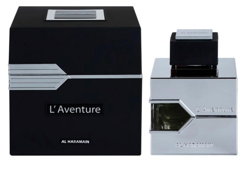 al haramain l aventure eau de parfum f r herren 100 ml. Black Bedroom Furniture Sets. Home Design Ideas