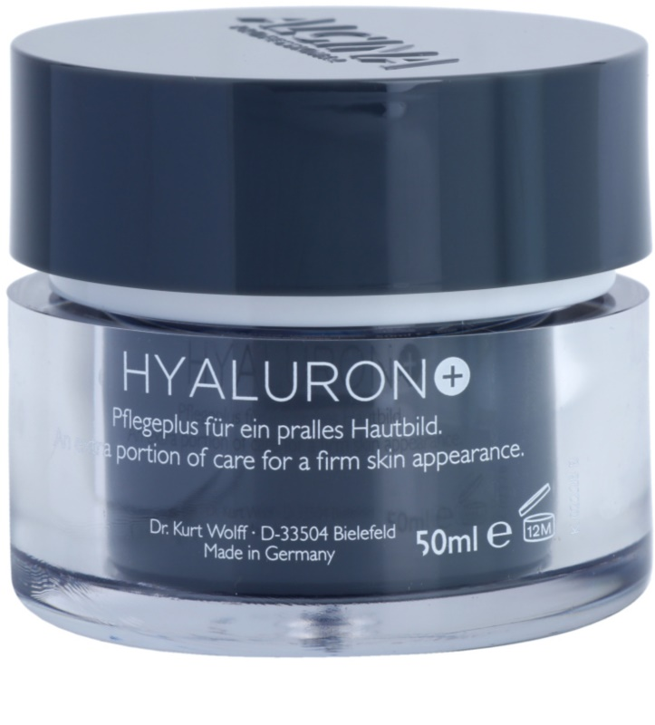 Alcina Hyaluron Face Cream With Smoothing Effect Notinocouk