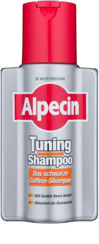 alpecin tuning shampoo tà nungs shampoo fà r erste graue haare