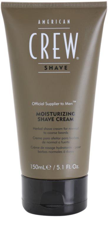 American Crew Shaving hydratačný krém na holenie na normálne až hrubé fúzy 5217f4ebe82