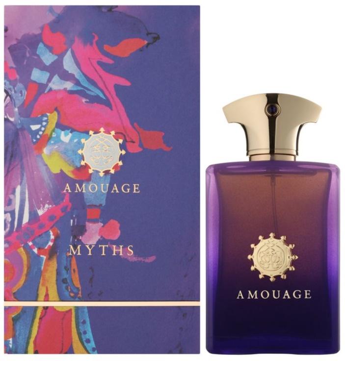 amouage myths eau de parfum f r herren 100 ml. Black Bedroom Furniture Sets. Home Design Ideas