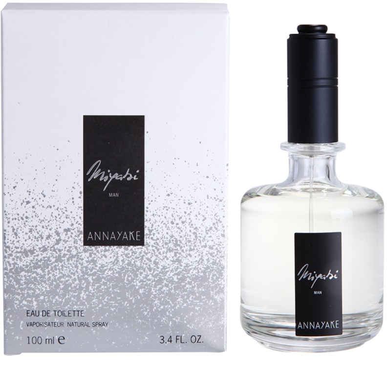 annayake miyabi man eau de toilette f r herren 100 ml. Black Bedroom Furniture Sets. Home Design Ideas
