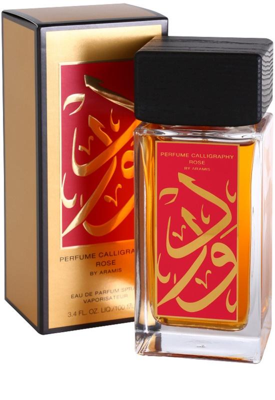 Aramis Calligraphy Rose Eau De Parfum Unisex 100 Ml