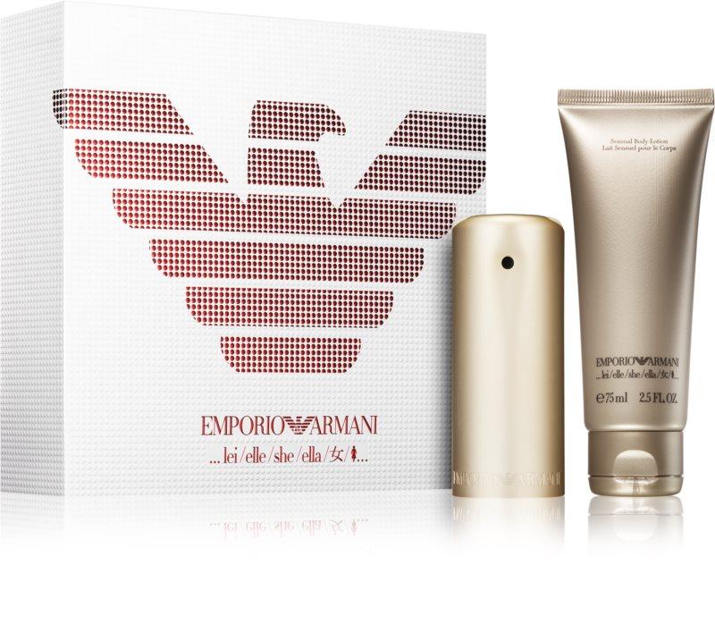 Armani Emporio She, Gift Set V.   notino.co.uk 6f8ededf1621