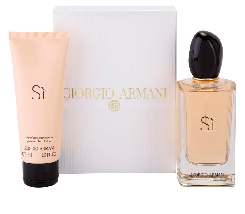 Si Armani Gift Set Www Cpr And First Aid Certification