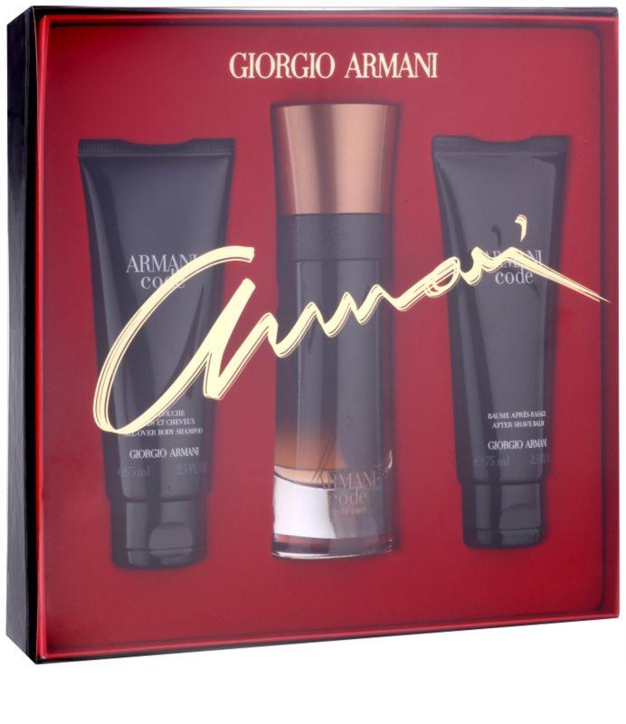 91099346e0a48 Armani Code Profumo, coffret cadeau I.   notino.be
