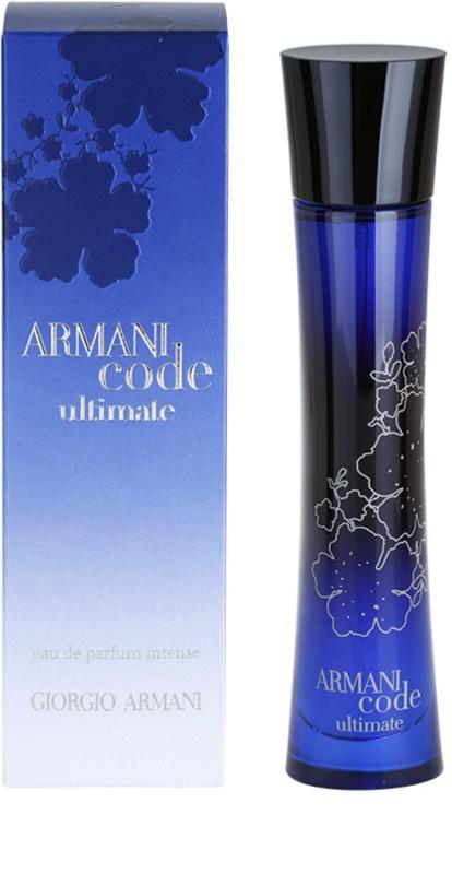 Armani Code Ultimate Femme Eau De Parfum Pentru Femei 50 Ml Notinoro