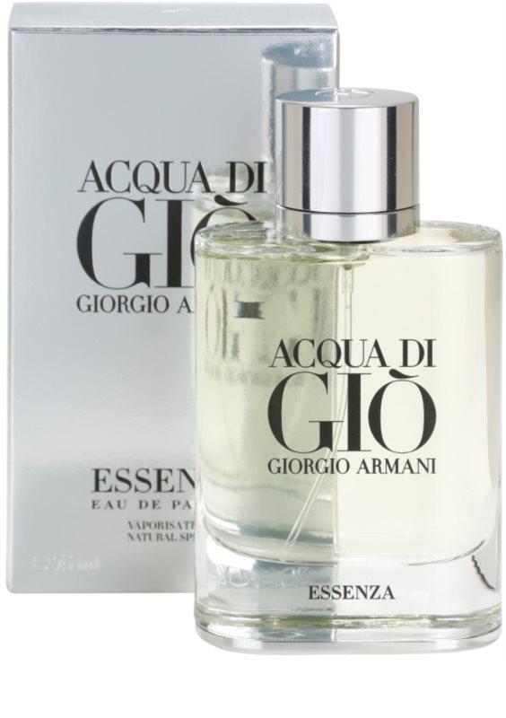 Armani Acqua Di Gio Essenza Eau De Parfum For Men 75 Ml