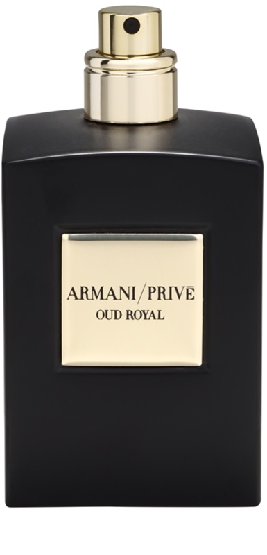 Armani Prive Oud Royal Eau De Parfum Tester Unisex 100 Ml Notino