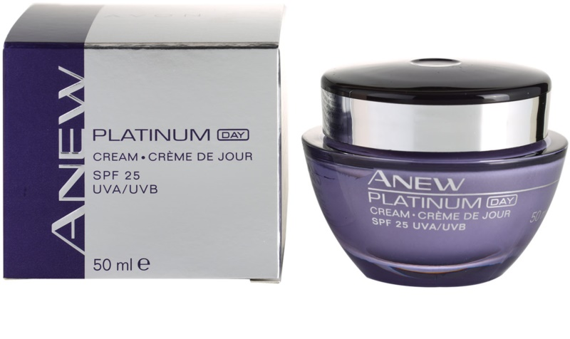 avon platinum day cream reviews