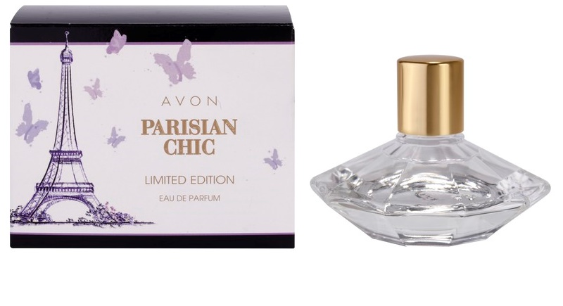 Avon Parisian Chic Limited Edition Eau De Parfum For Women 50 Ml