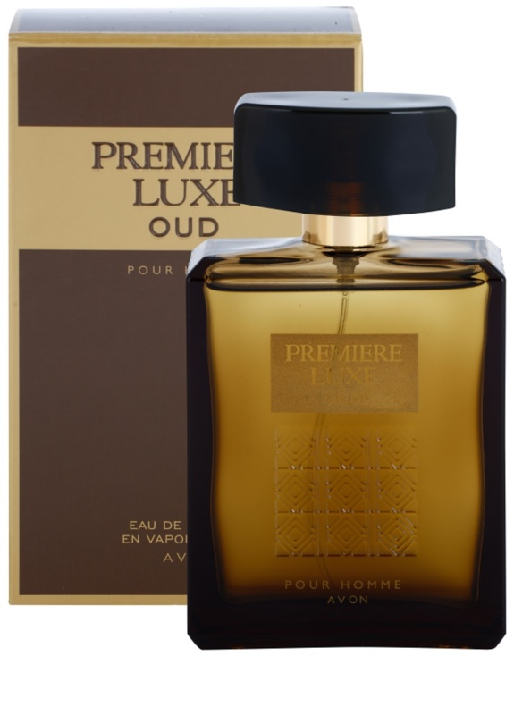 avon premiere luxe oud eau de parfum pour homme 75 ml. Black Bedroom Furniture Sets. Home Design Ideas