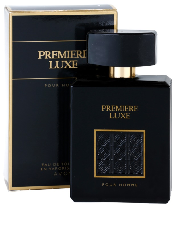 avon premiere luxe eau de toilette for men 75 ml. Black Bedroom Furniture Sets. Home Design Ideas