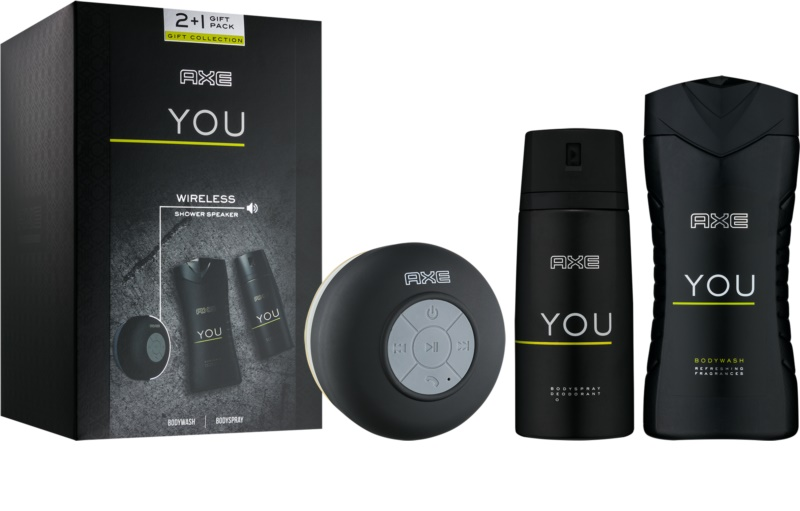c11d16ab700 Axe Gift Set With Speaker - Gift Ideas