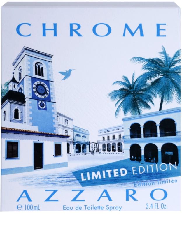 Azzaro Chrome Limited Edition 2014, toaletní voda pro muže ...