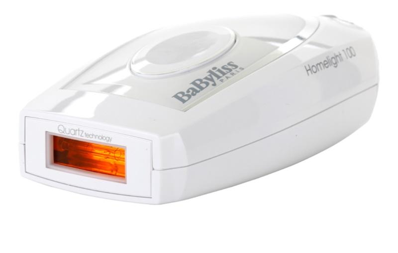 BABYLISS HOMELIGHT 100 IPL epilátor arcra és testre  753e0bacce
