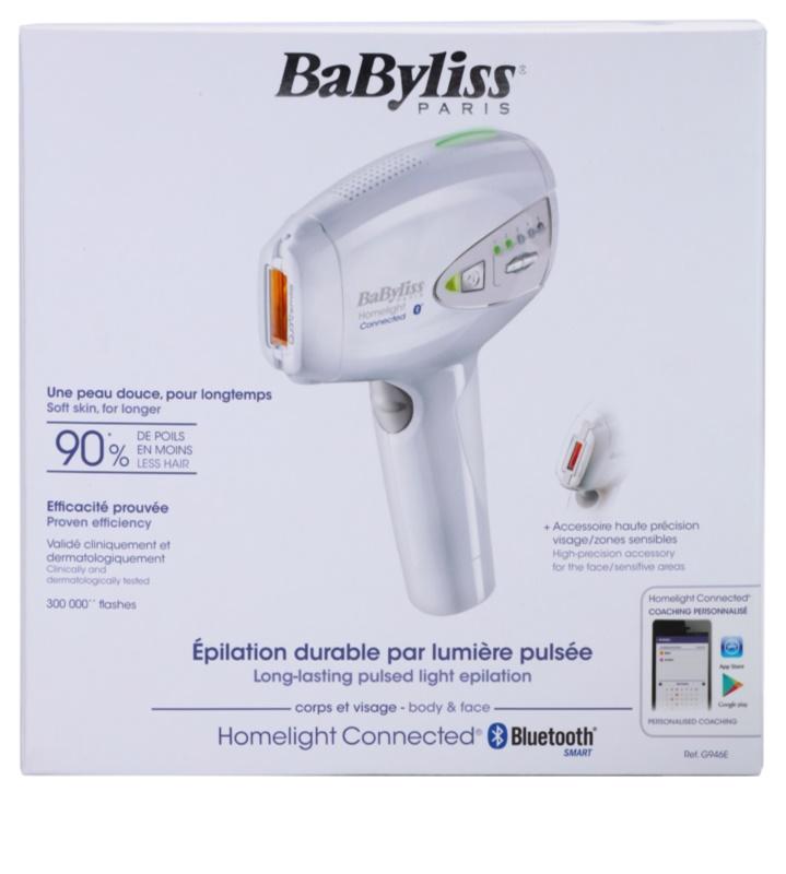 Epilator Babyliss g946e recensioni