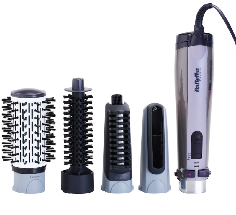 BABYLISS AIR BRUSHES BRUSHING 1000W kulmofén na vlasy  49520562ae2