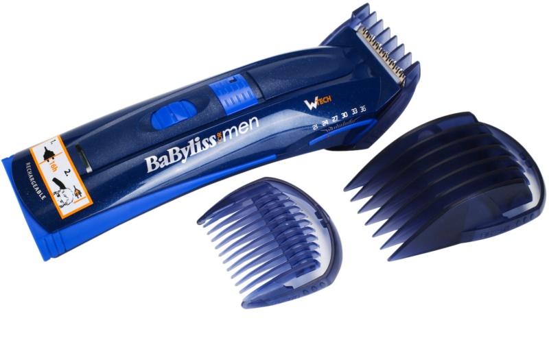 BABYLISS FOR MEN WTECH zastřihovač vlasů a vousů pro muže  4d1ca3f43b9