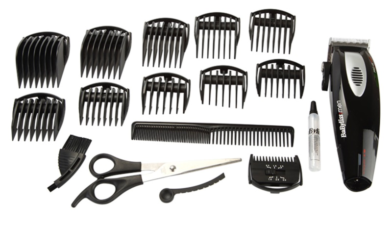 ... BaByliss For Men Pro 45 Intensive zastrihávač vlasov a fúzov 1 ... 826425d642e