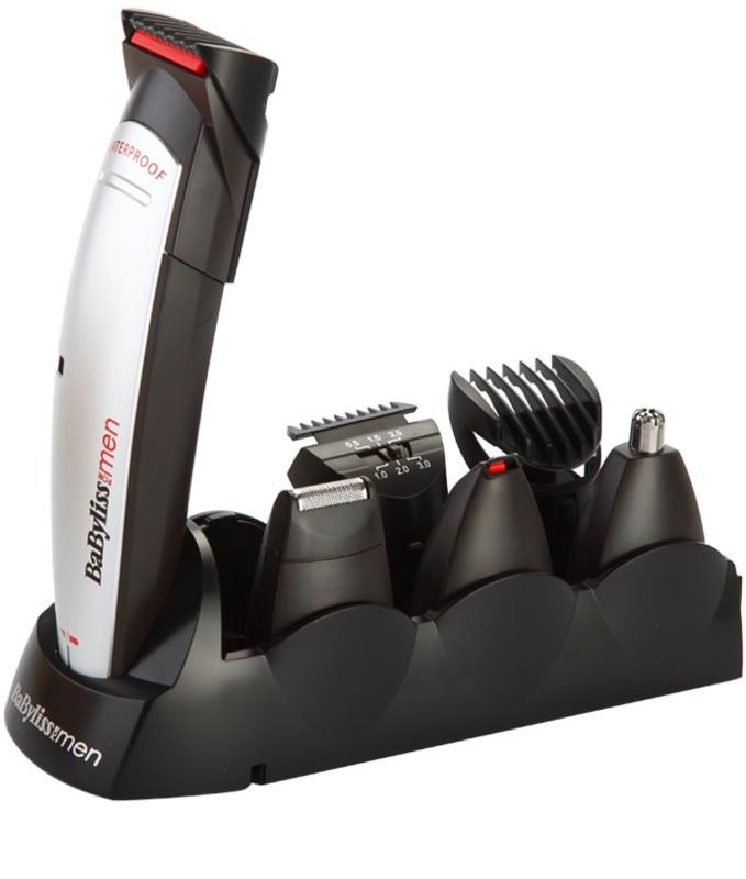 BABYLISS FOR MEN X - 8 zastřihovač vlasů a vousů  3f1d752f016