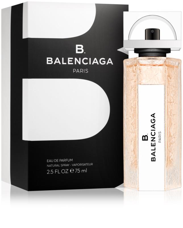 balenciaga b balenciaga eau de parfum for women 75 ml. Black Bedroom Furniture Sets. Home Design Ideas