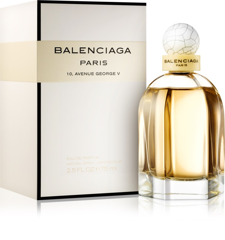 balenciaga balenciaga paris eau de parfum pour femme 75 ml. Black Bedroom Furniture Sets. Home Design Ideas