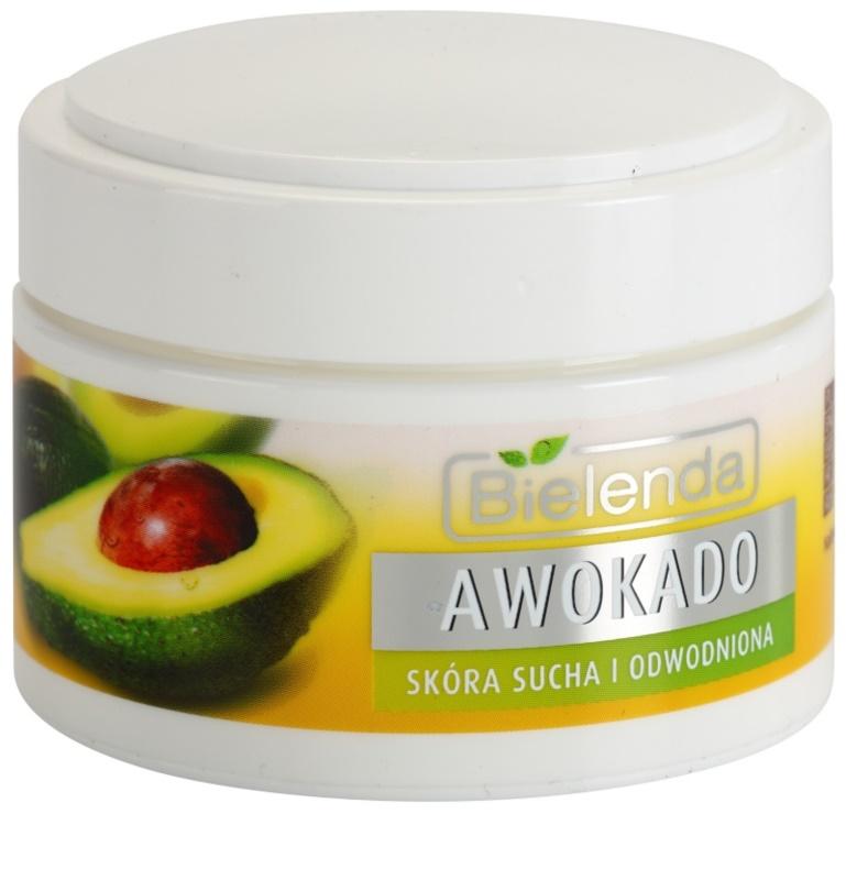 bielenda avocado hydratisierende und n hrende creme f r trockene haut. Black Bedroom Furniture Sets. Home Design Ideas