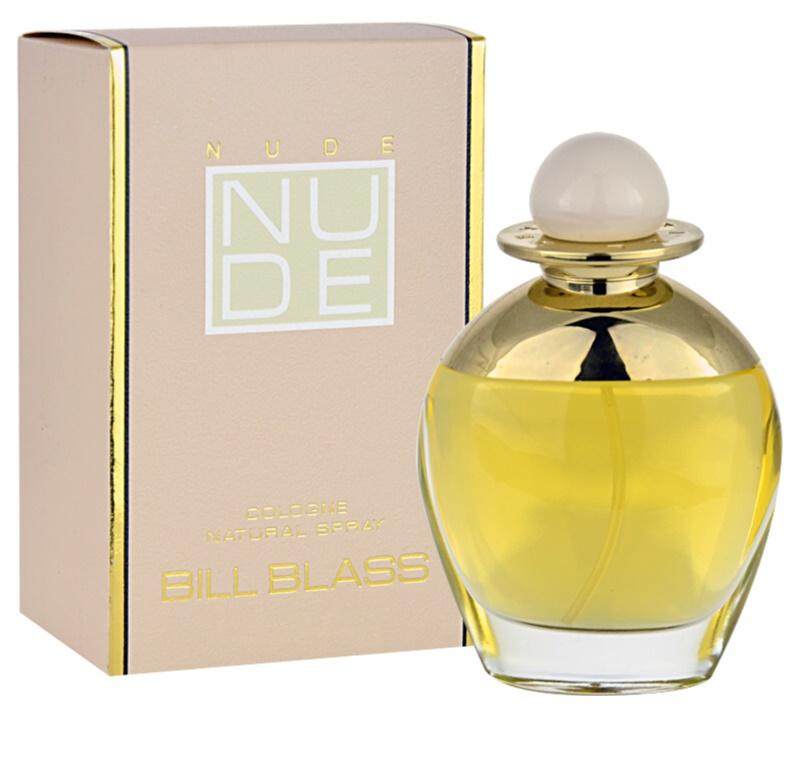 Bill Blass Nude, Eau De Cologne For Women 100 Ml  Notino -9750