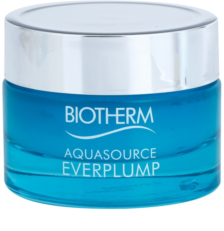 biotherm aquasource everplump cr me hydratante lissage instantan. Black Bedroom Furniture Sets. Home Design Ideas