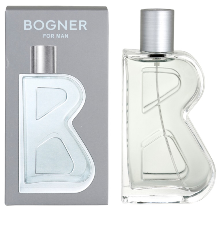 bogner for man eau de toilette f r herren 100 ml. Black Bedroom Furniture Sets. Home Design Ideas
