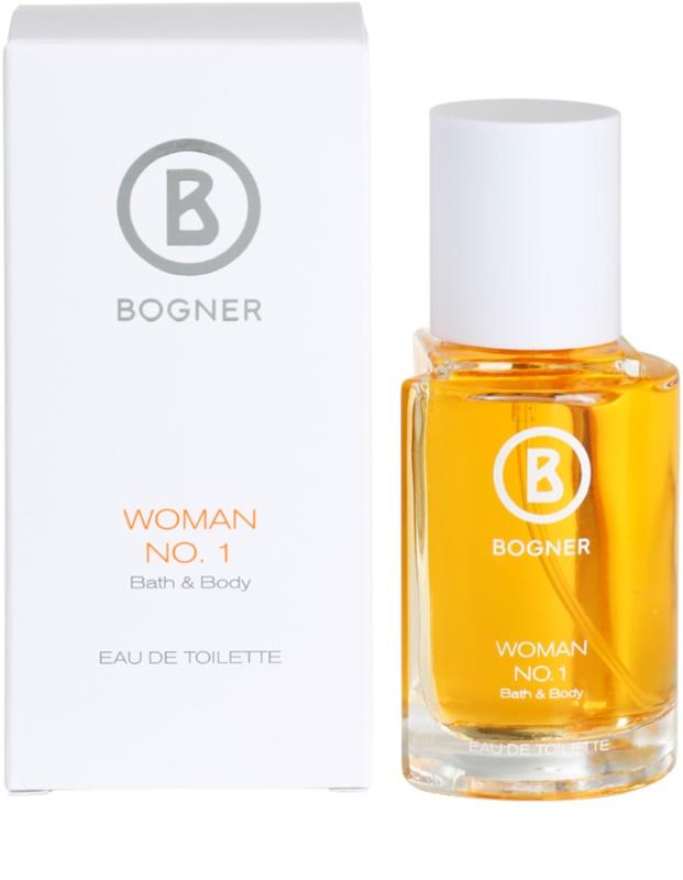 Bogner Woman No 1 Eau De Toilette Für Damen 50 Ml Notinode