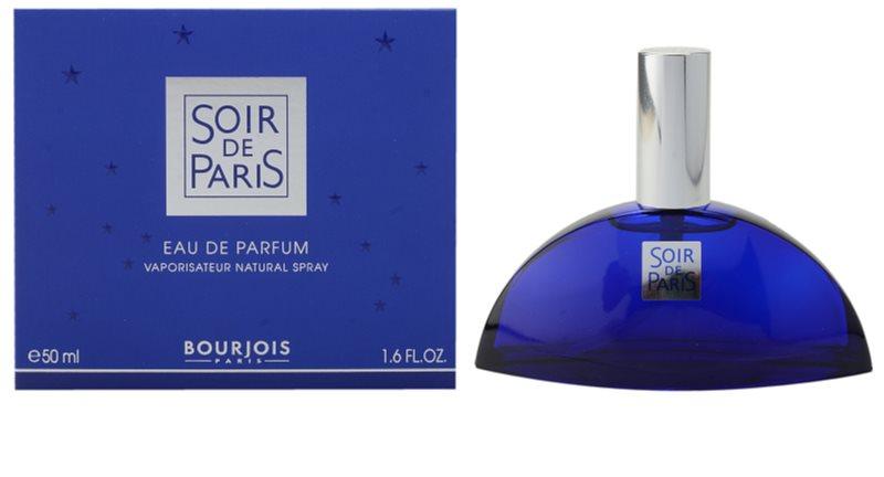 Bourjois Soir De Paris Eau De Parfum For Women 50 Ml Notinocouk