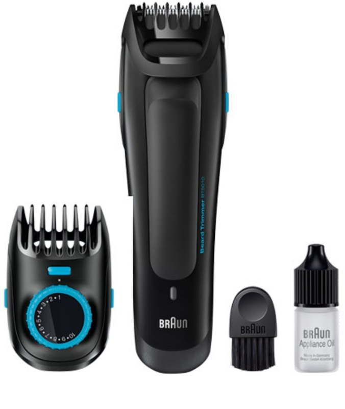 braun beard trimmer bt5010 beard trimmer. Black Bedroom Furniture Sets. Home Design Ideas