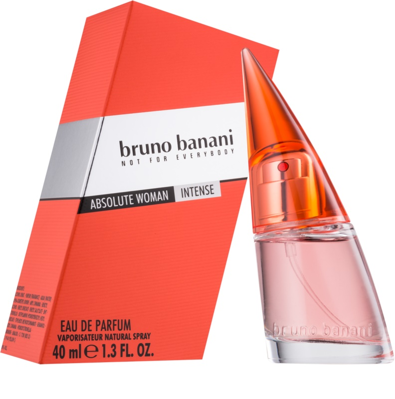 bruno banani absolute woman intense eau de parfum voor. Black Bedroom Furniture Sets. Home Design Ideas