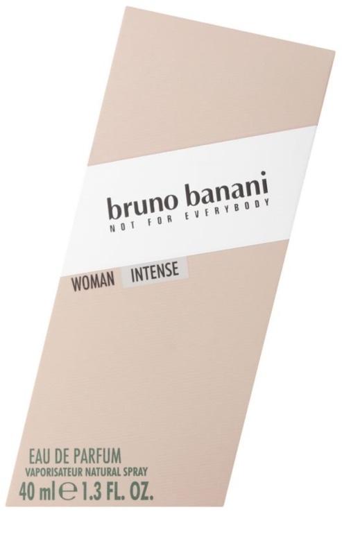 bruno banani bruno banani woman intense eau de parfum. Black Bedroom Furniture Sets. Home Design Ideas