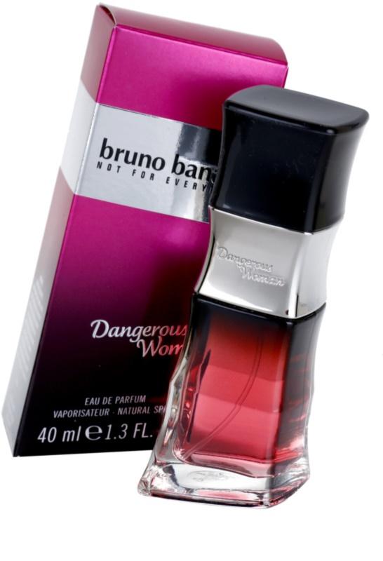bruno banani dangerous woman eau de parfum pentru femei 40 ml. Black Bedroom Furniture Sets. Home Design Ideas