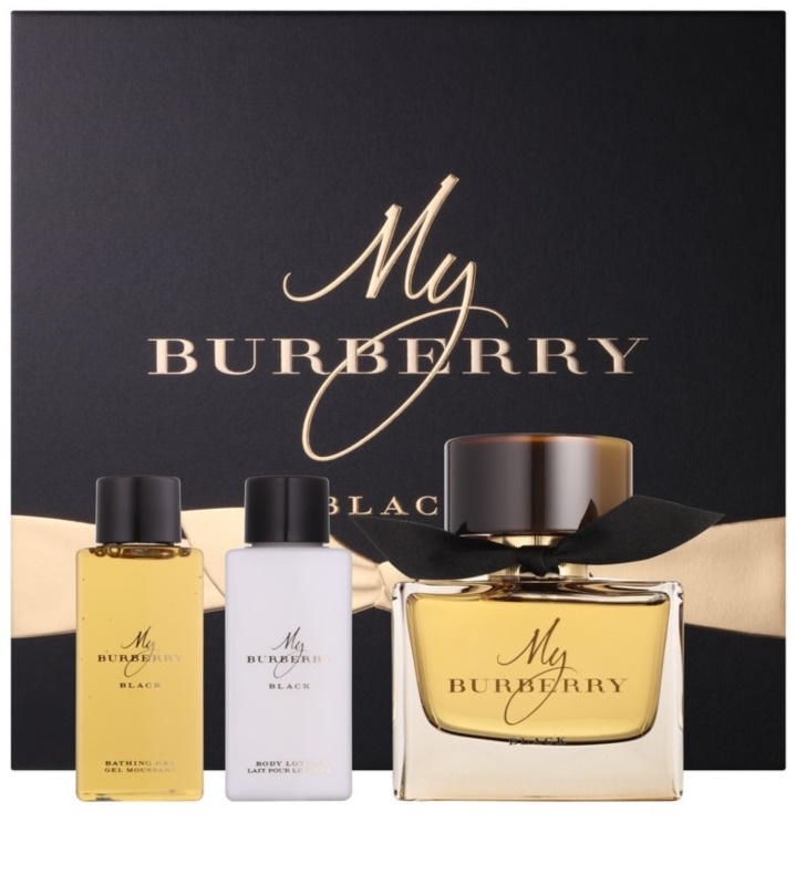 burberry my burberry black coffret cadeau ii. Black Bedroom Furniture Sets. Home Design Ideas