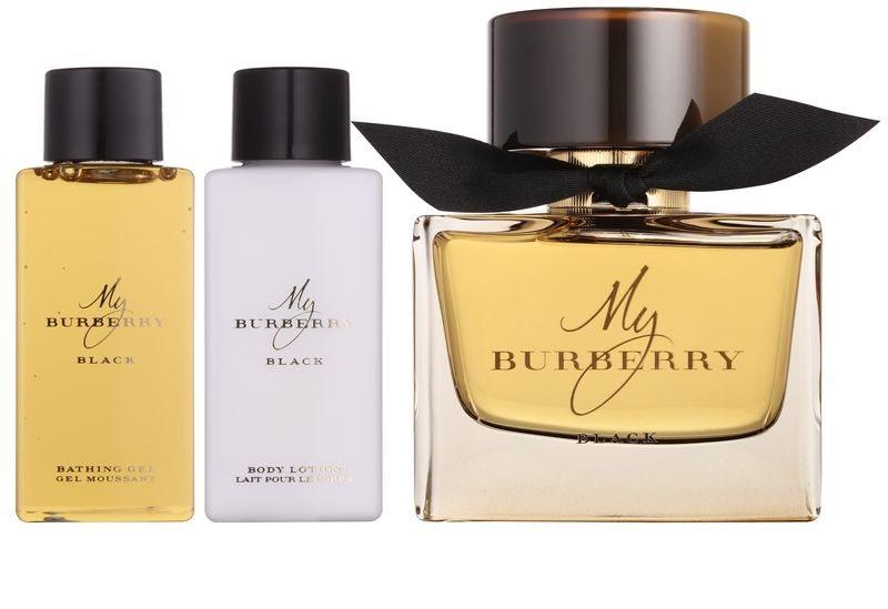 90027e5e3372 ... Burberry My Burberry Black Gift Set 1 ...