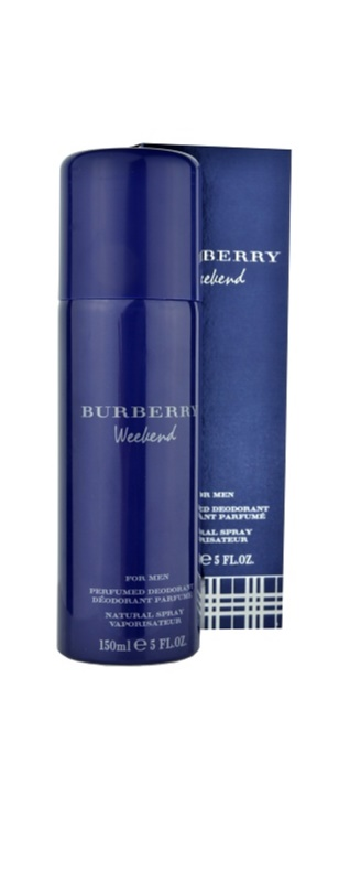 4fad52afb3a5 Burberry Weekend for Men, déo-spray pour homme 150 ml   notino.fr
